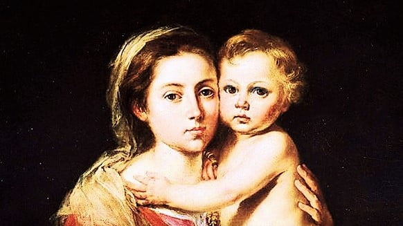 DEC. 7: MARY, OUR TEACHER IN EVERYDAY LIFE  8th day of the Novena to the Immaculate Conception