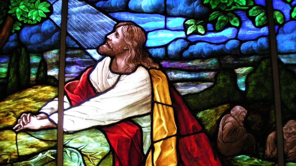 DAILY MASS, GOSPEL AND COMMENTARY: THE PRIESTLY PRAYER OF JESUS 1 (Jn 17:1–11a).