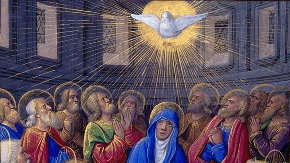 "PLENARY INDULGENCE ON PENTECOST: PUBLIC RECITATION OF ""VENI CREATOR"""