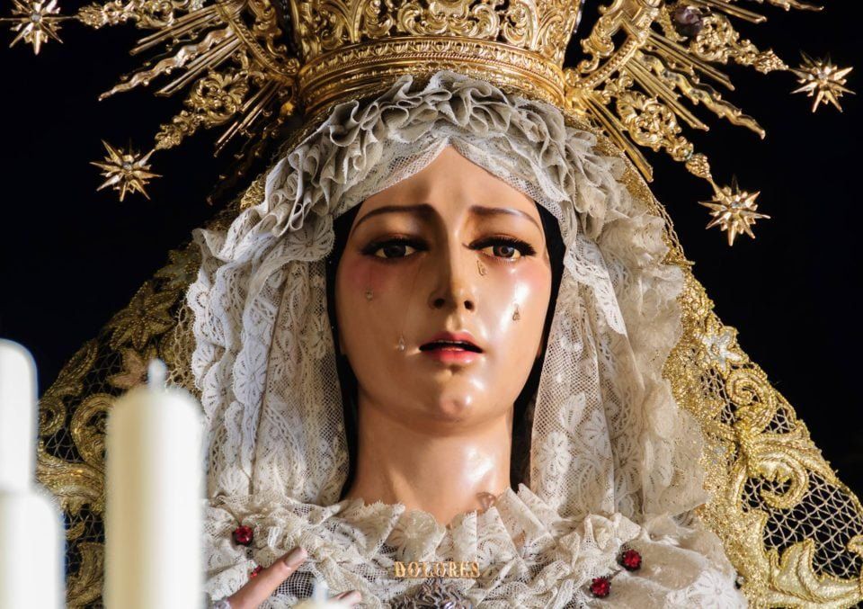 Sept 15: OUR LADY OF SORROWS MASS AND PROPER READINGS