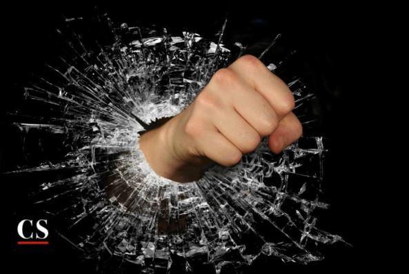glass fist