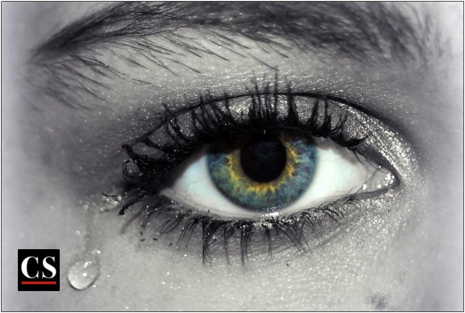 eye, see, sight, sad, tear, cry