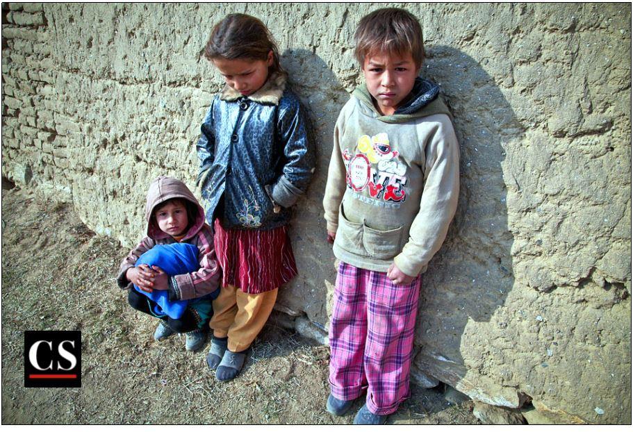 poverty, children, neighbor