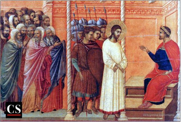 Duccio_di_Buoninsegna_-_Christ_Before_Pilate_Again_-_WGA06805