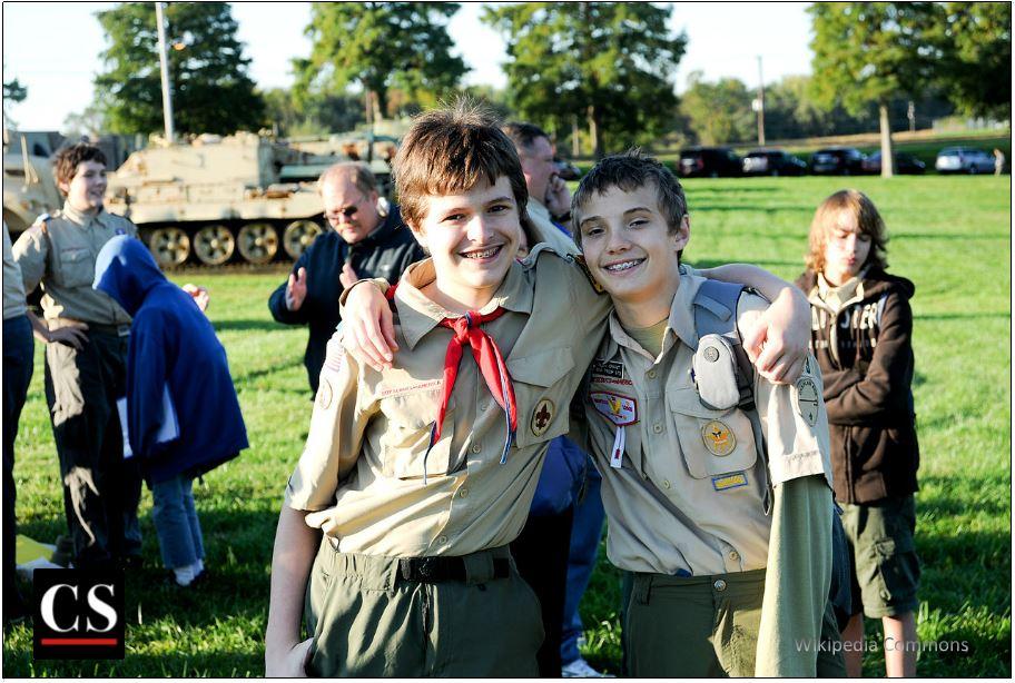 boy scouts, masculinity