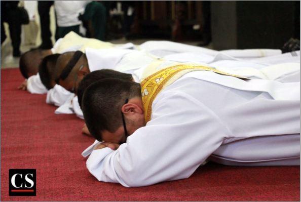 priest, ordination