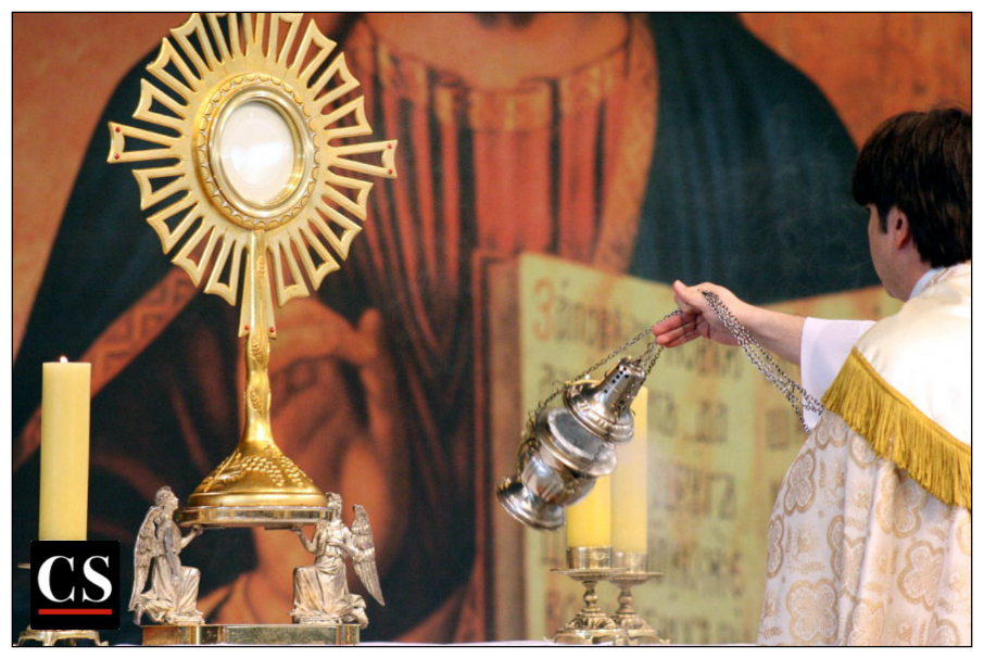 holy hour, eucharistic adoration