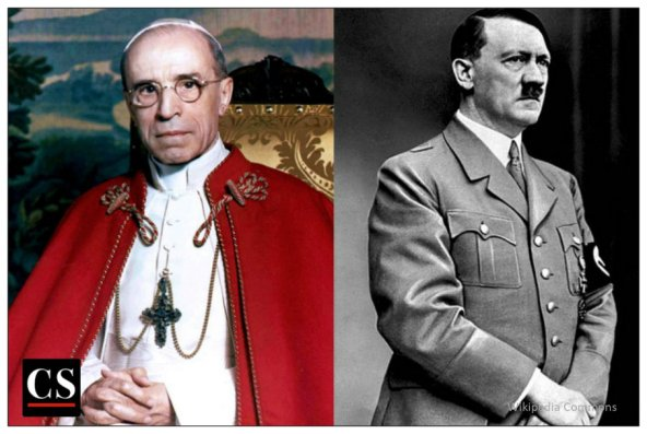 Pius XII and Hitler