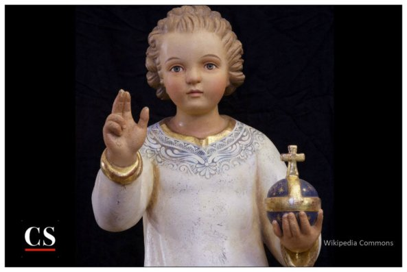 infant jesus, prague
