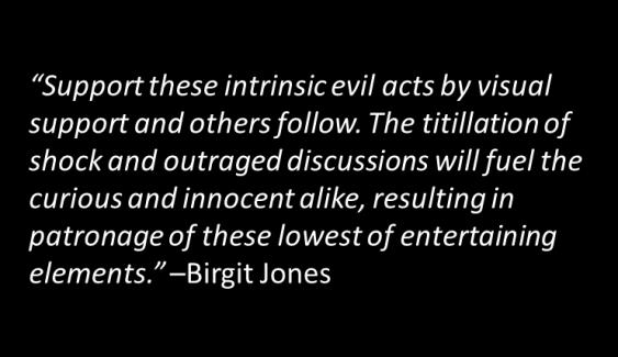 Birgit Jones - Grammys