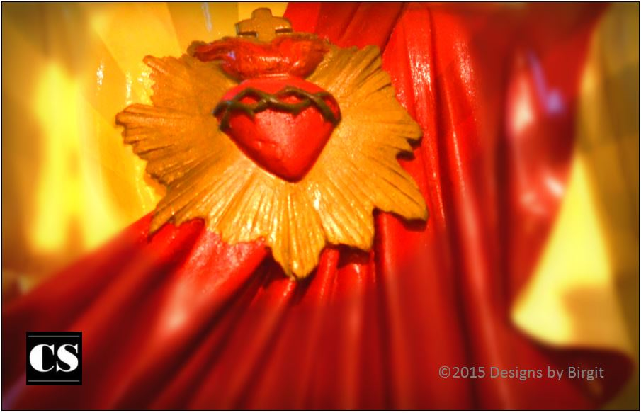 sacred heart, jesus, love, suffering, redemption