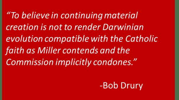Bob Drury - Contingency