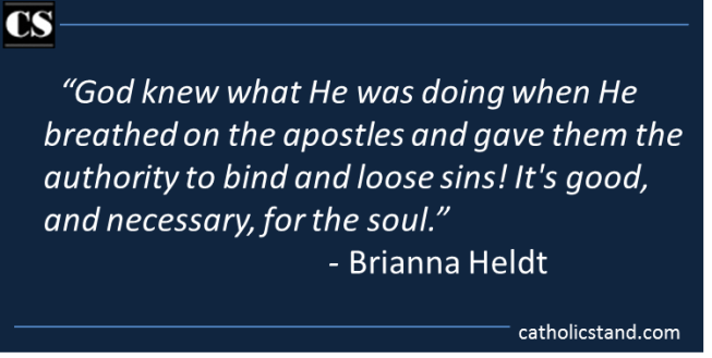 Brianna Heldt - Confession