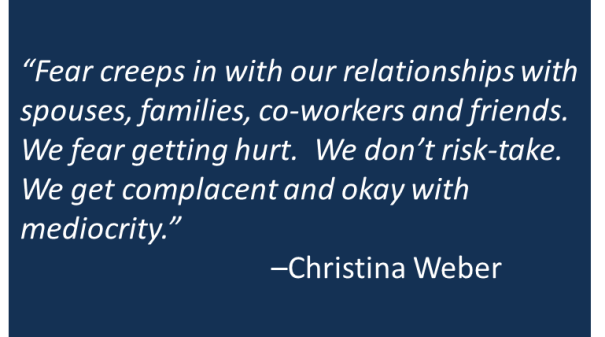 Christina Weber - Satellite Christians
