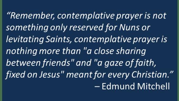 Edmund Mitchell - Mass Prayer