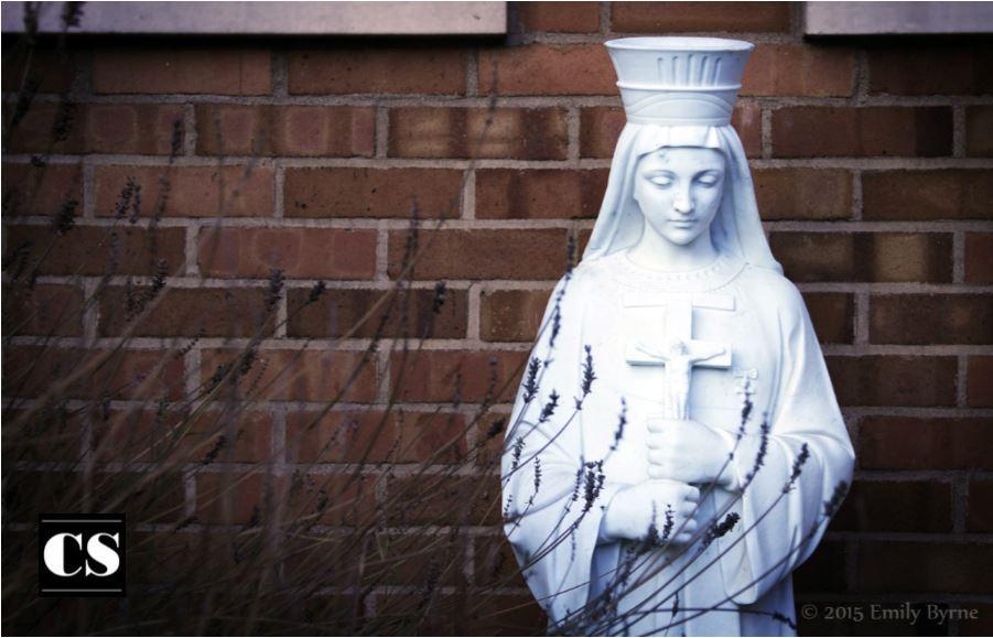 Emily - statue