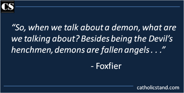 Foxfier - Demons