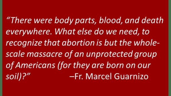 Fr. Marcel Guarnizo - Banality of Evil