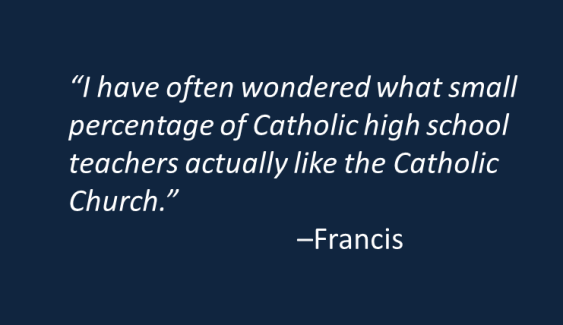 Francis - Catholic Education