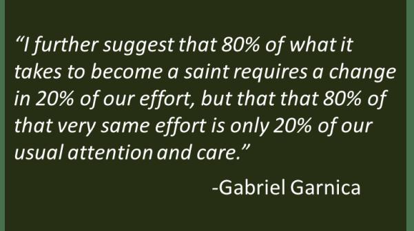 Gabriel Garnica - Pareto