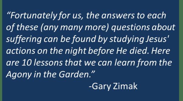Gary Zimak - Agony