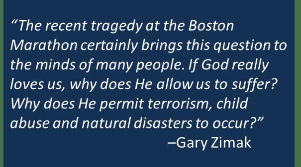 Gary Zimak - Suffering