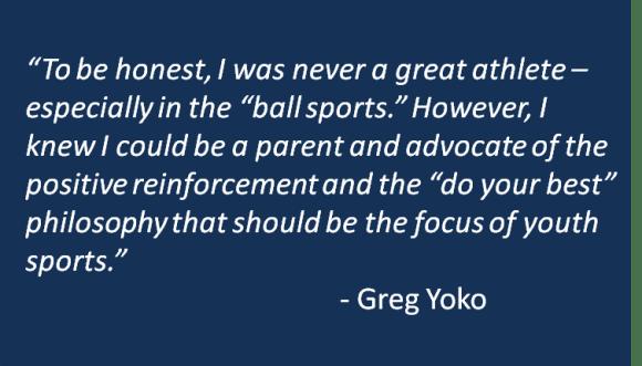 Greg Yoko - Sports