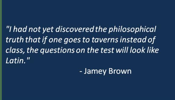 Jamey Brown - Vianney2