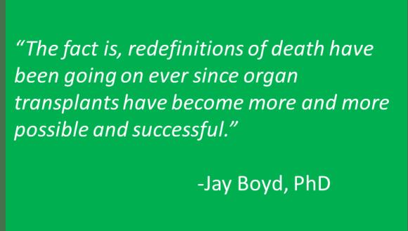 Jay Boyd - Death Definition