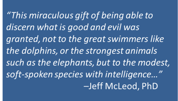 Jeff McLeod - Catechesis on Conscience