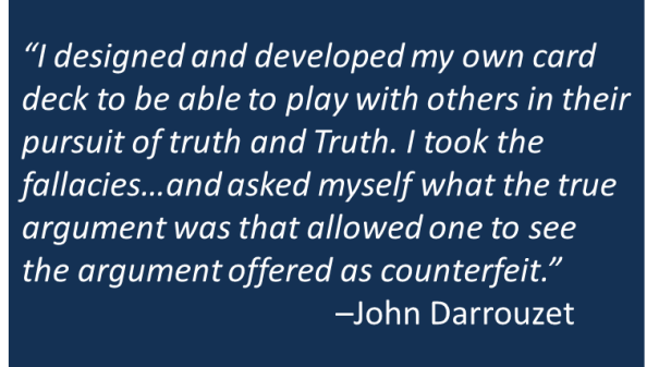 John Darrouzet - Truth or Consequences