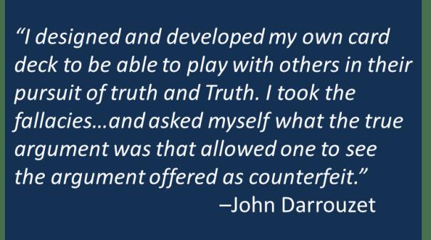 John Darrouzet - Truth or Consequences