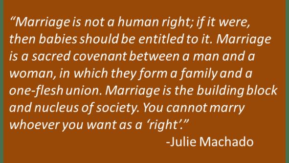 Julie Machado - Same Love
