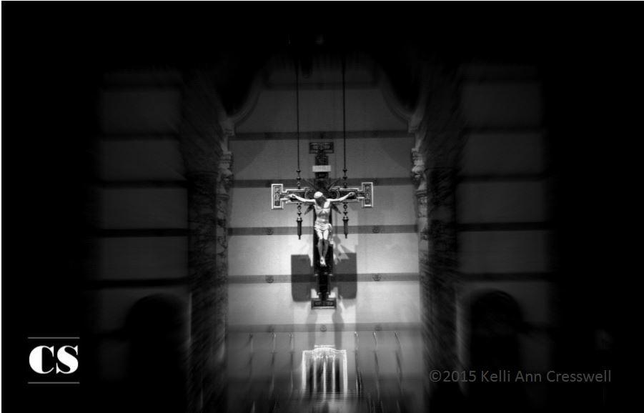 Kelli Ann - crucifix
