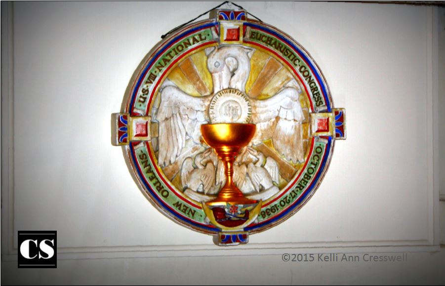 Satans Twin Terror Mary And The Eucharist Catholic Stand