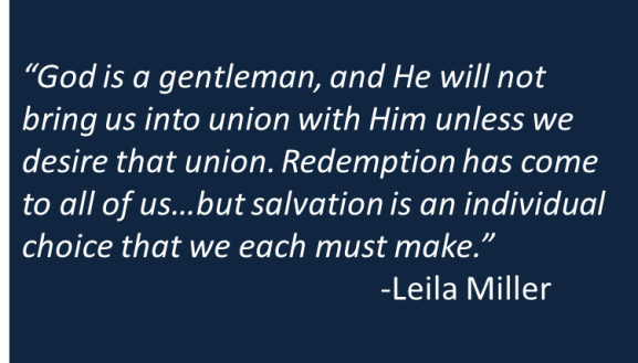 Leila Miller - Pope, Redemption and Atheists
