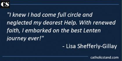 Lisa Shefferly-Gillay lent