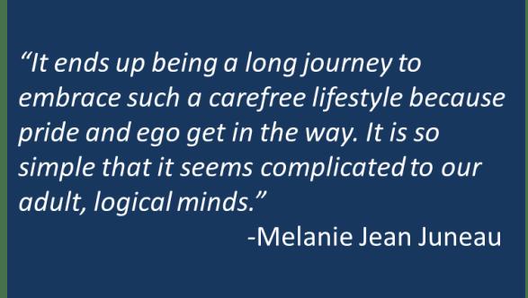 Melanie Jean Juneau - Mary Mum