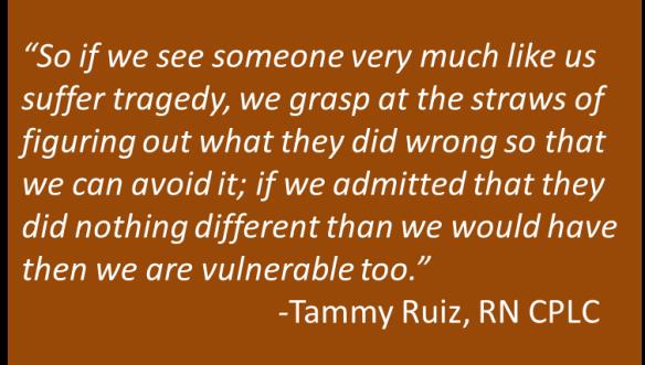 Tammy Ruiz - Not Afraid
