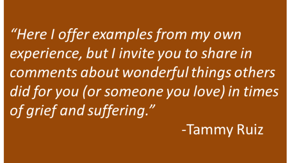 Tammy Ruiz - What People Did for You