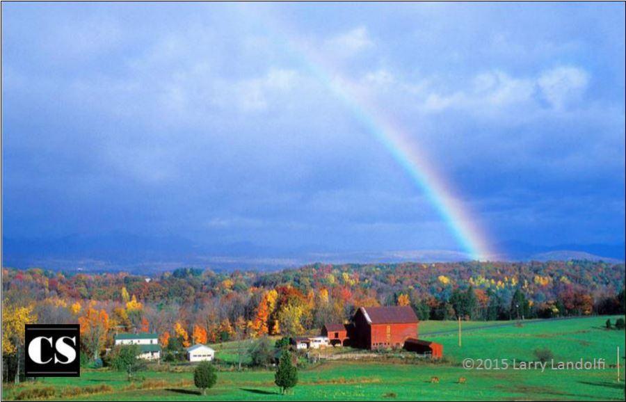 rainbow, hope, promise, future