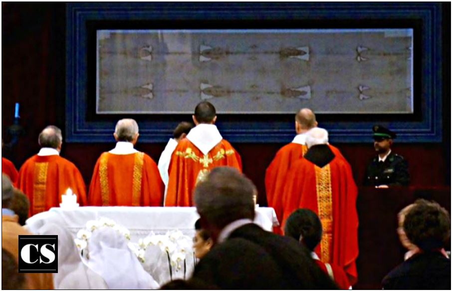 shroud of turin, jesus, sacrifice