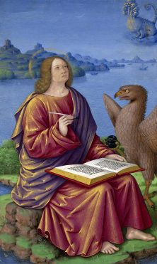 Feast of St. John the Evangelist, Dec. 27 - The Catholic Sun