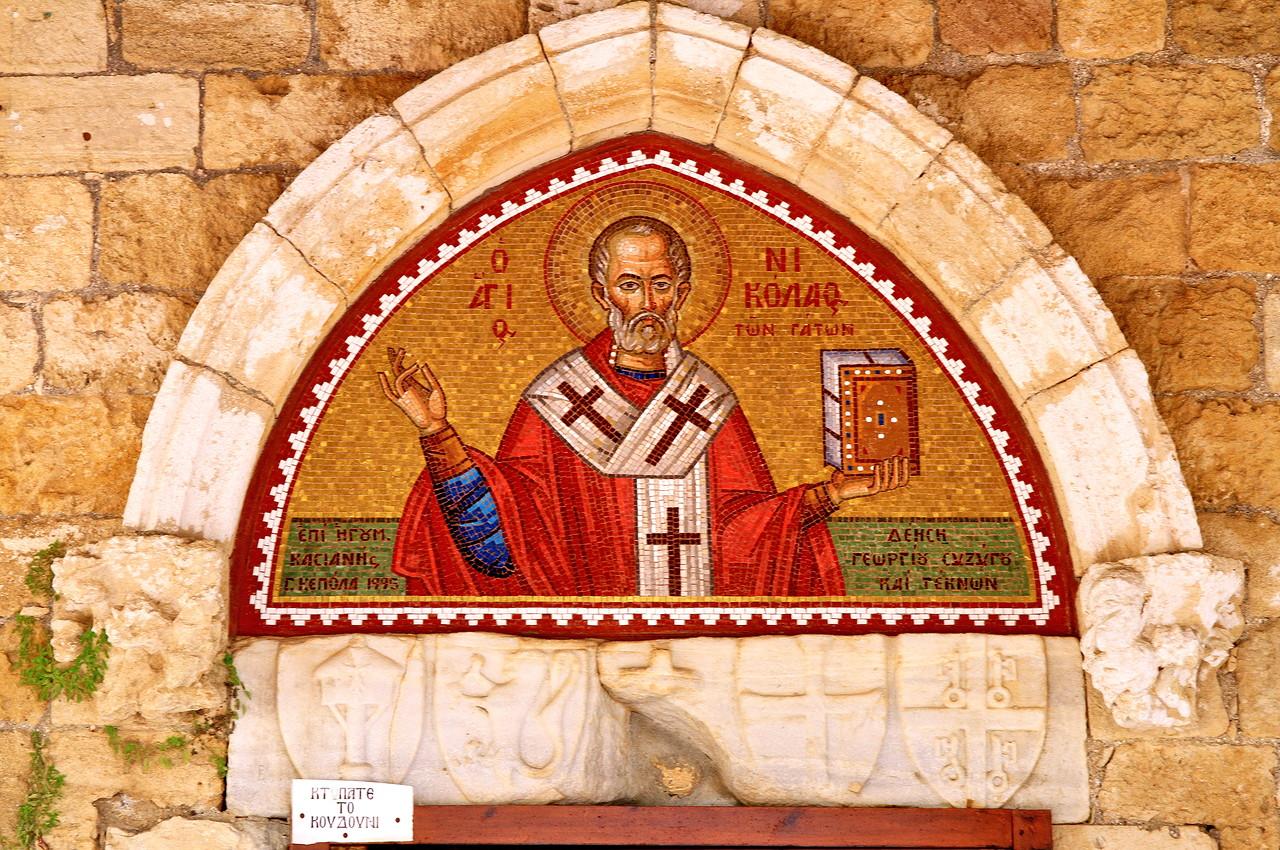 Webquest St Nicholas
