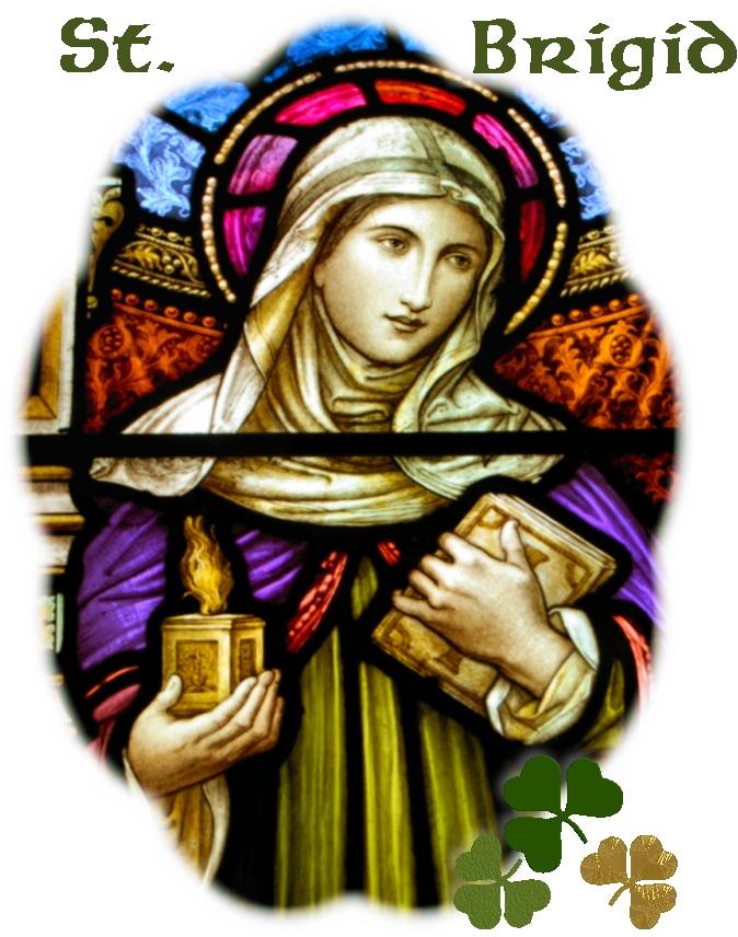 Αποτέλεσμα εικόνας για St Brigid of Kildare