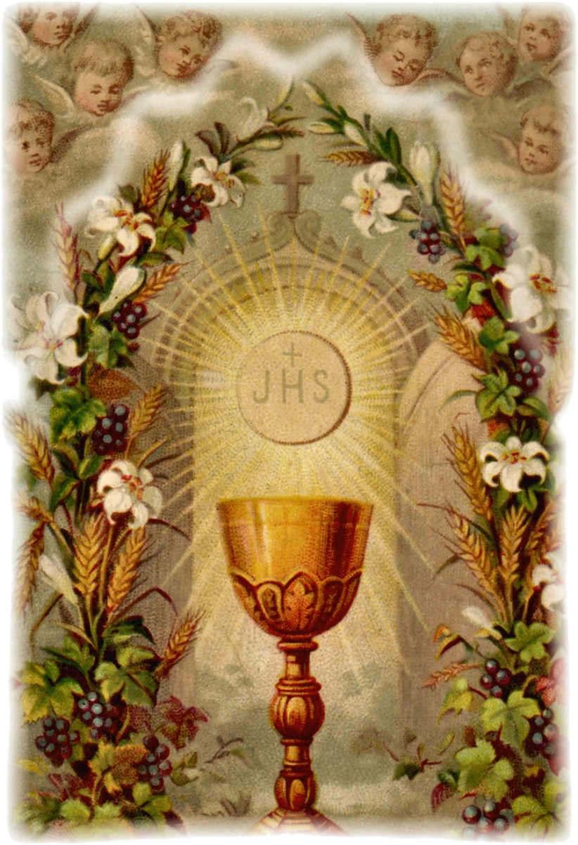 Image result for the Blessed Sacrament