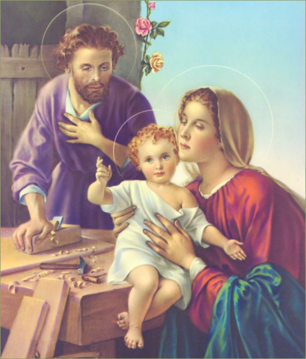 Catholic Tradition St. Joseph