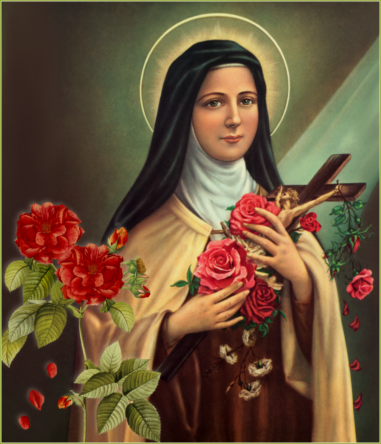 Image result for st. therese