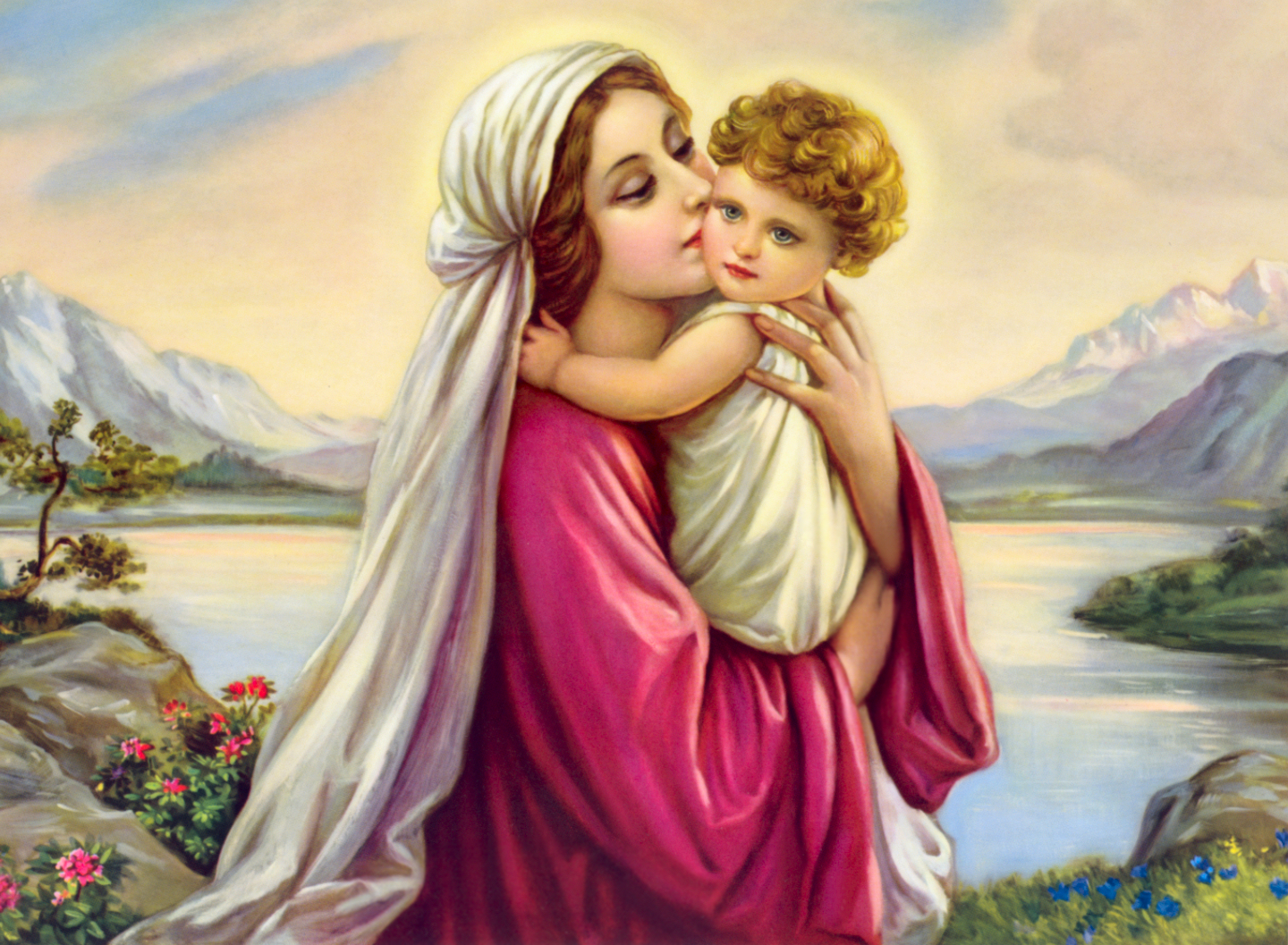 Beautiful Mother Mary S Wallpapers Wifesknives