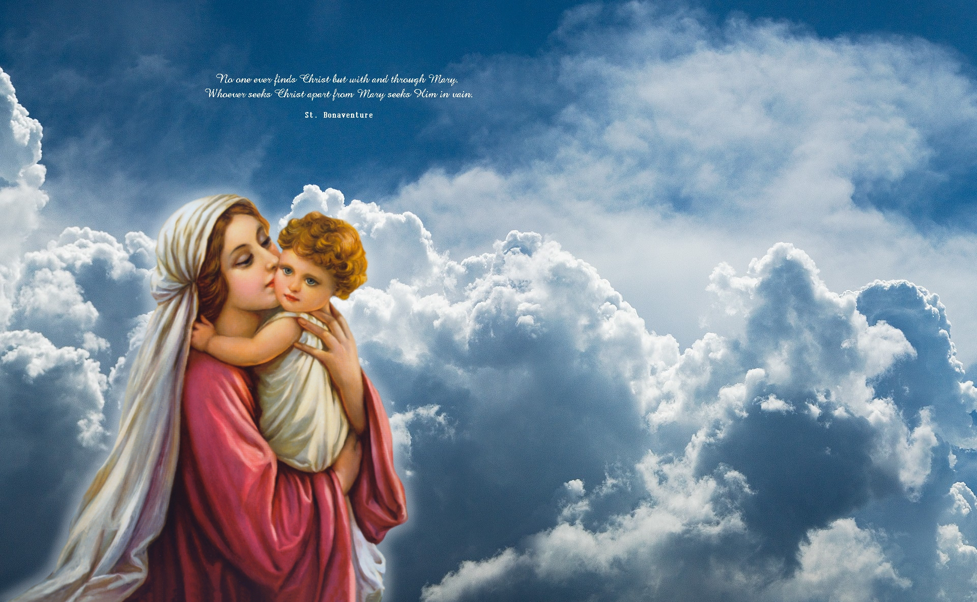 Gif Images Animated Wallpapers Vierge Virgin And Child Scenic Wallpapers
